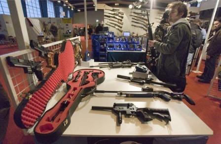 Bourses aux armes